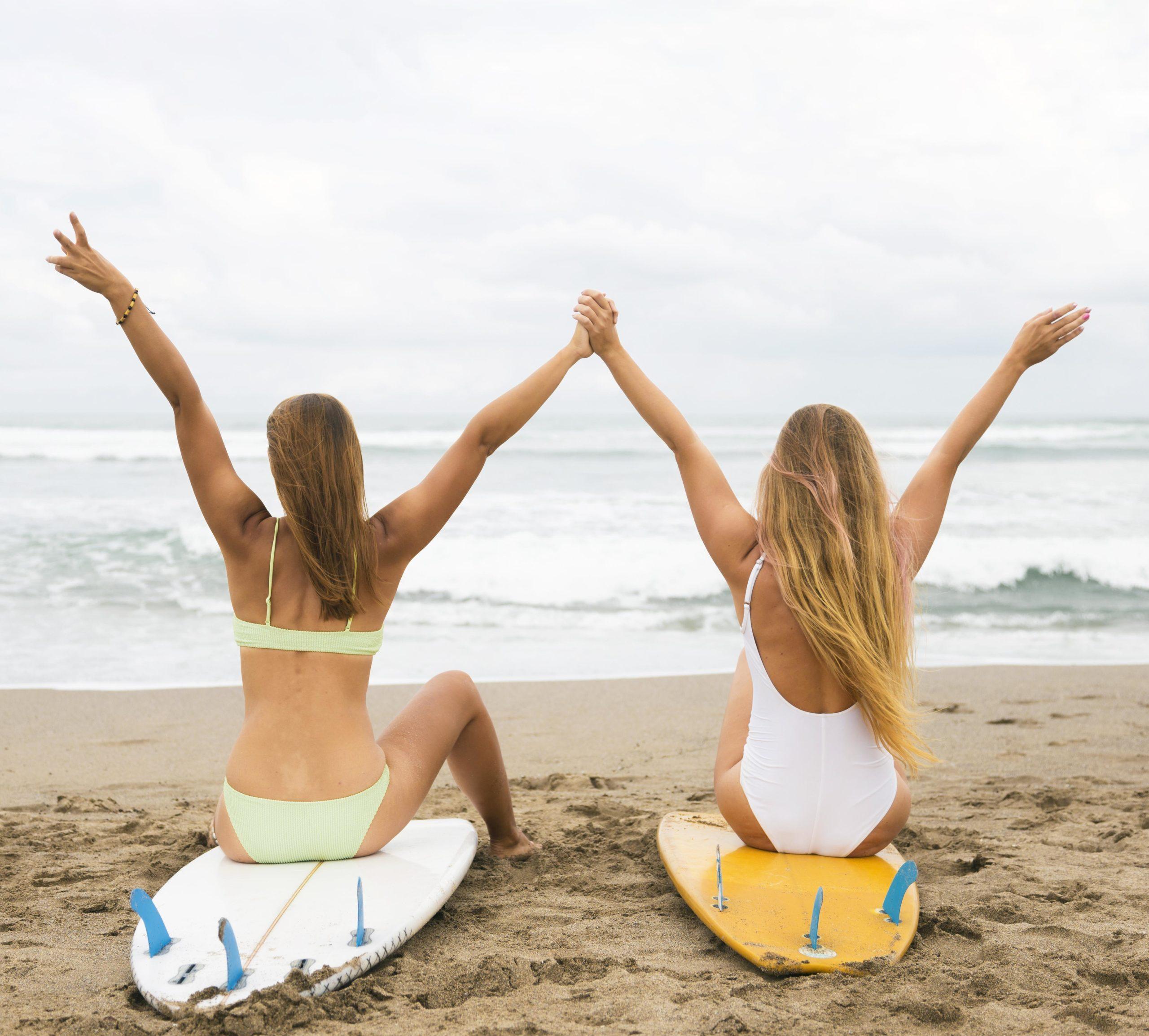 Yoga i surf kalendarz
