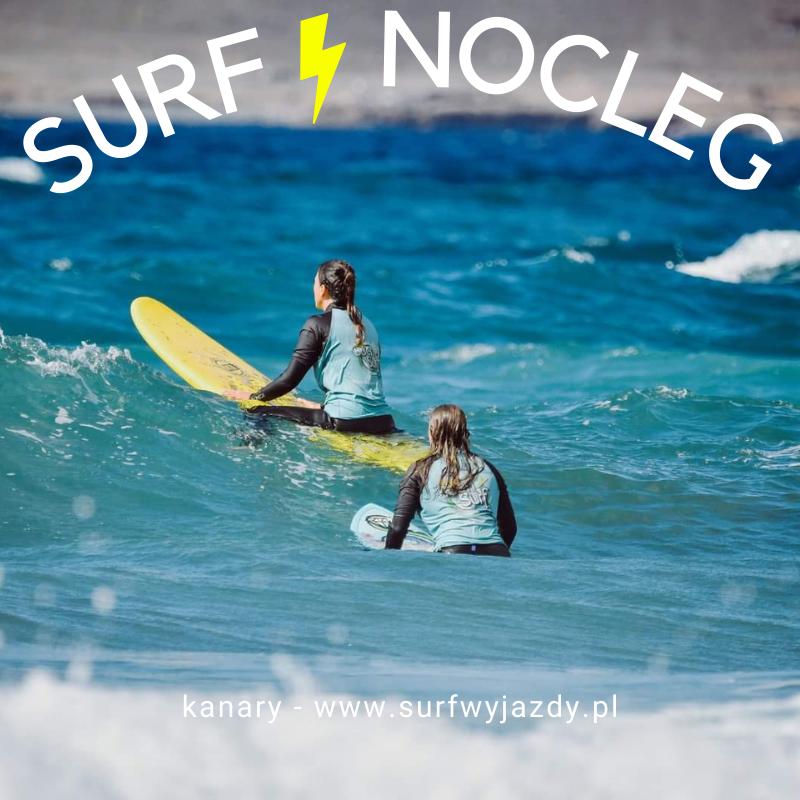 Surf i nocleg